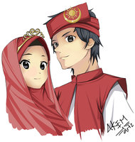 wedding_anime__malay_islamic_version__by_akem92-d5n40jx